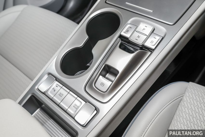 KLIMS18: Hyundai Kona 1.6 Turbo dan Electric – model enjin petrol mungkin dilancar pada Mei 2019 Image #893205