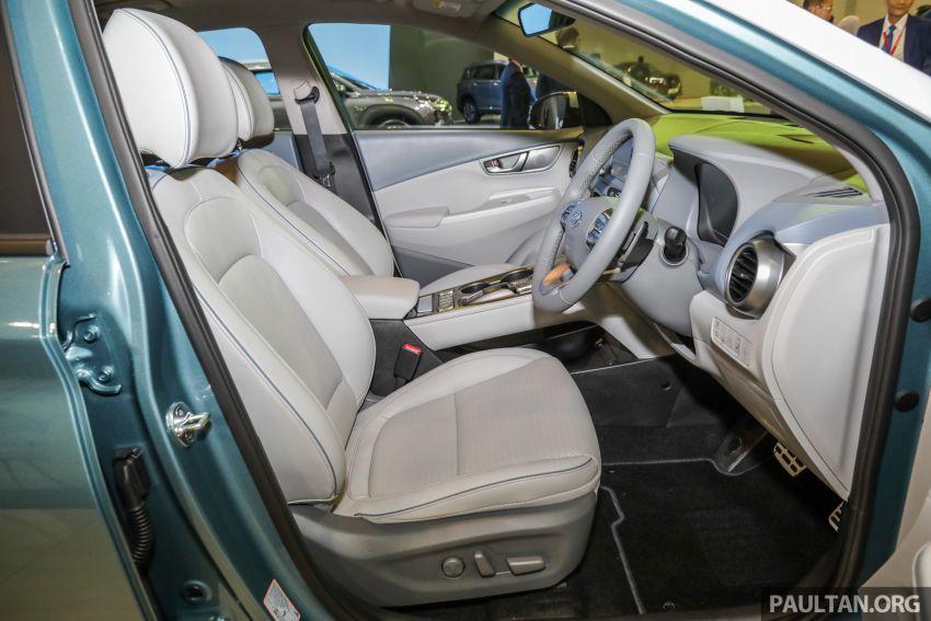 KLIMS18: Hyundai Kona 1.6 Turbo dan Electric – model enjin petrol mungkin dilancar pada Mei 2019 Image #893207