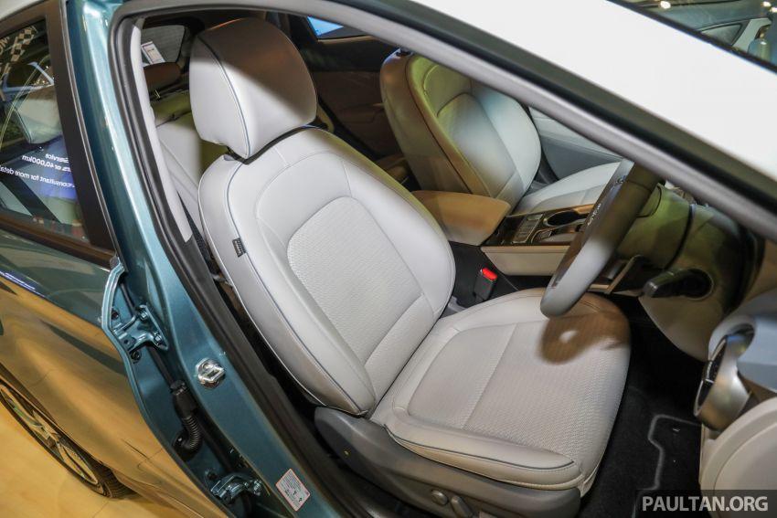 KLIMS18: Hyundai Kona 1.6 Turbo dan Electric – model enjin petrol mungkin dilancar pada Mei 2019 Image #893208