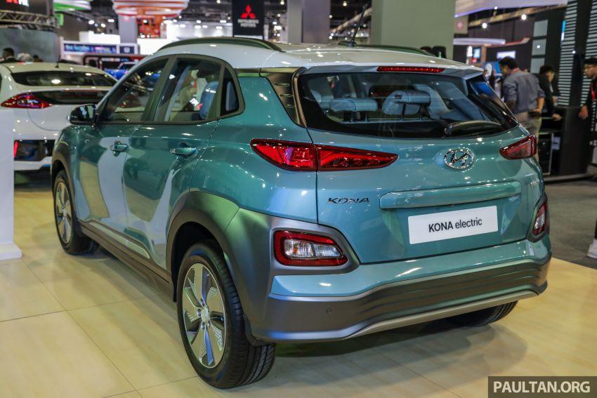 KLIMS18: Hyundai Kona 1.6 Turbo dan Electric – model enjin petrol mungkin dilancar pada Mei 2019 Image #893156