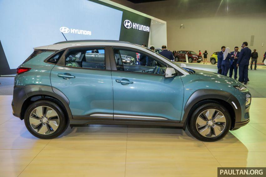 KLIMS18: Hyundai Kona 1.6 Turbo dan Electric – model enjin petrol mungkin dilancar pada Mei 2019 Image #893158