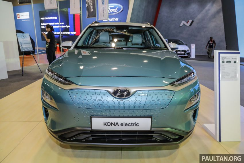 KLIMS18: Hyundai Kona Electric, 1.6 Turbo on show – ICE version set for Q2 2019 Malaysian debut Image #892344