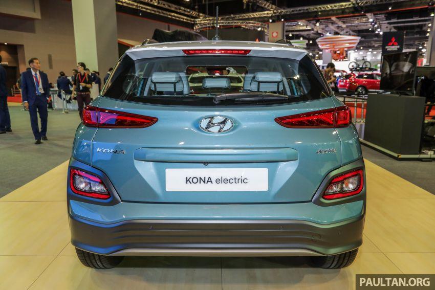 KLIMS18: Hyundai Kona Electric, 1.6 Turbo on show – ICE version set for Q2 2019 Malaysian debut Image #892345