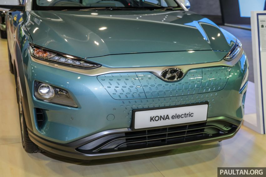 KLIMS18: Hyundai Kona 1.6 Turbo dan Electric – model enjin petrol mungkin dilancar pada Mei 2019 Image #893164