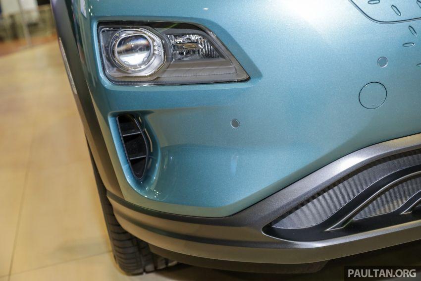KLIMS18: Hyundai Kona Electric, 1.6 Turbo on show – ICE version set for Q2 2019 Malaysian debut Image #892349