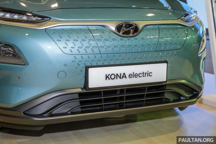 KLIMS18: Hyundai Kona 1.6 Turbo dan Electric – model enjin petrol mungkin dilancar pada Mei 2019 Image #893171