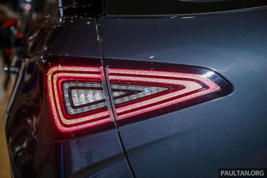 KLIMS18: Hyundai Nexo hydrogen fuel cell EV SUV Image #892996