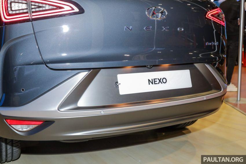 KLIMS18: Hyundai Nexo hydrogen fuel cell EV SUV Image #892998