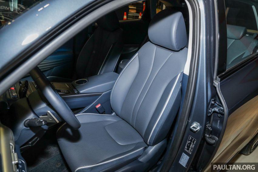 KLIMS18: Hyundai Nexo hydrogen fuel cell EV SUV Image #893012