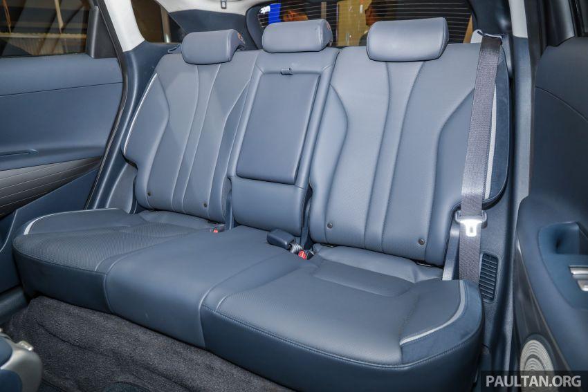 KLIMS18: Hyundai Nexo hydrogen fuel cell EV SUV Image #893015