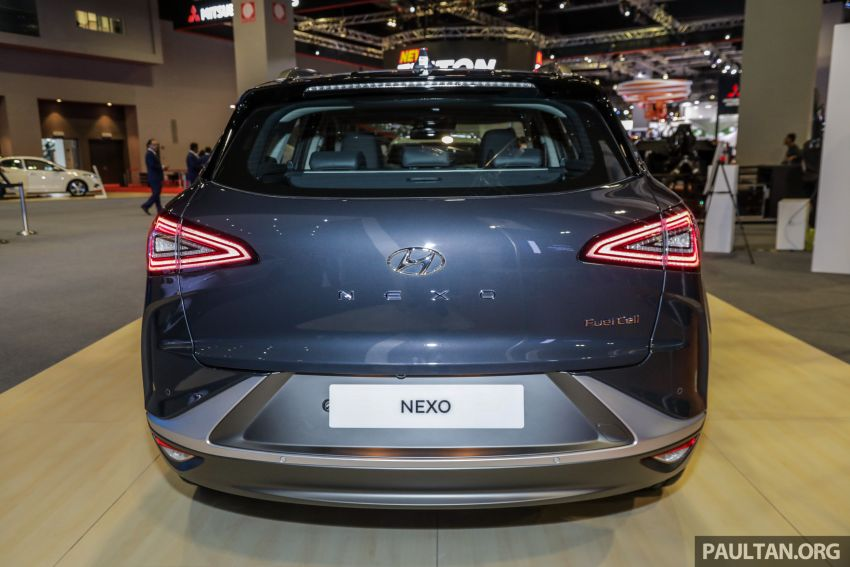 KLIMS18: Hyundai Nexo hydrogen fuel cell EV SUV Image #892988
