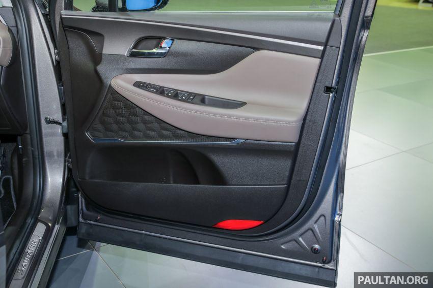 KLIMS18: Hyundai Santa Fe 2019 muncul secara rasmi Image #892051