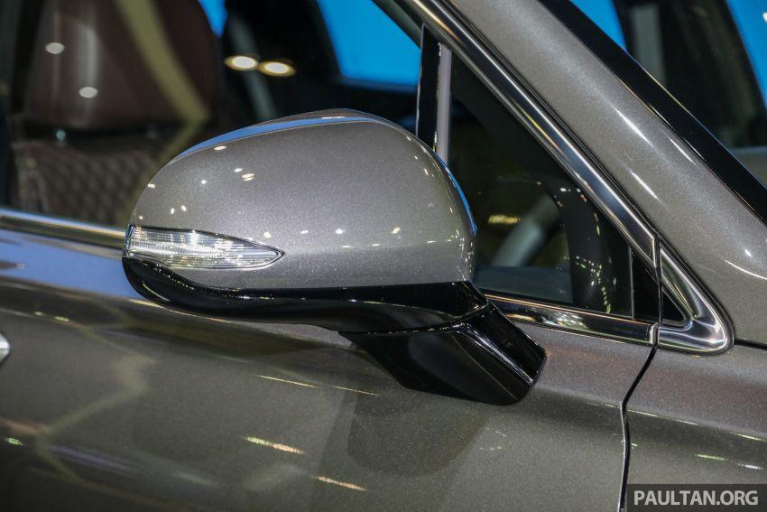 KLIMS18: Hyundai Santa Fe 2019 muncul secara rasmi Image #891984