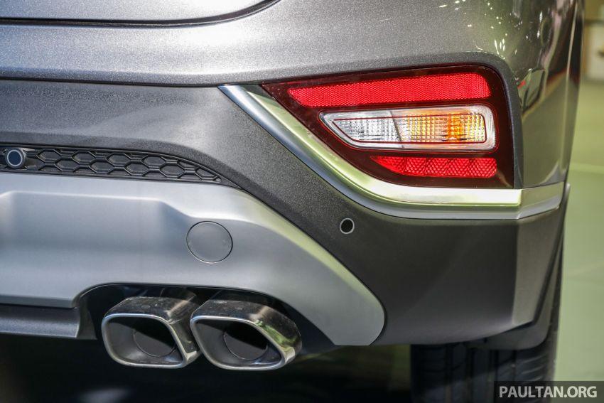 KLIMS18: Hyundai Santa Fe 2019 muncul secara rasmi Image #891991