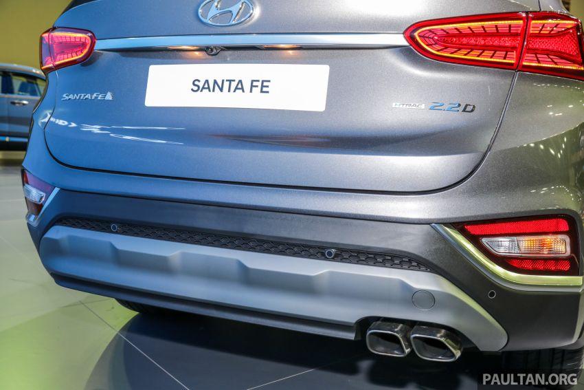 KLIMS18: Hyundai Santa Fe 2019 muncul secara rasmi Image #891994