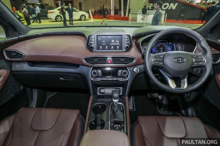 KLIMS18: Hyundai Santa Fe 2019 muncul secara rasmi Image #892001