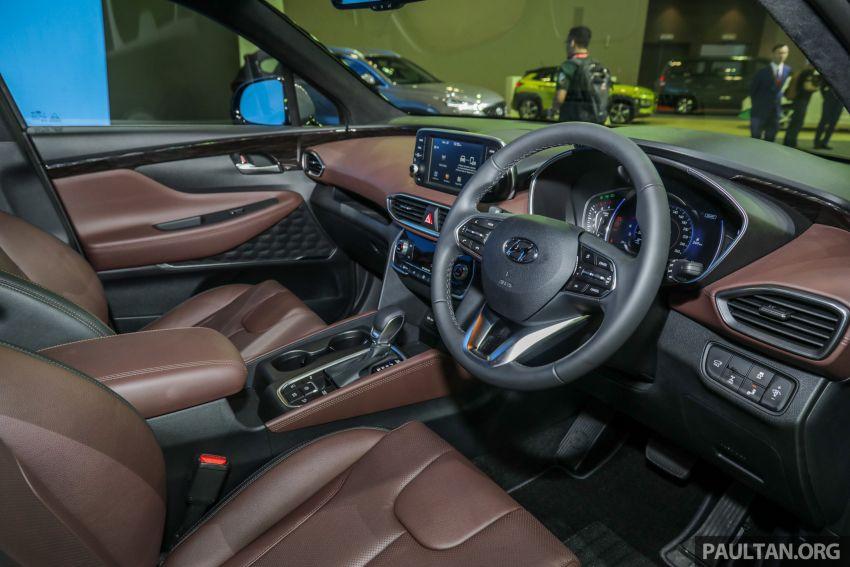 KLIMS18: Hyundai Santa Fe 2019 muncul secara rasmi Image #892003
