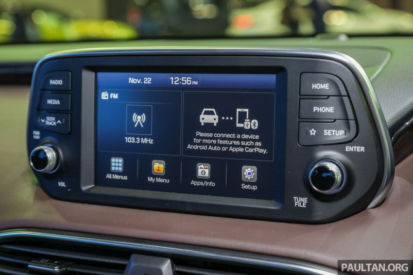KLIMS18: Hyundai Santa Fe 2019 muncul secara rasmi Image #892008