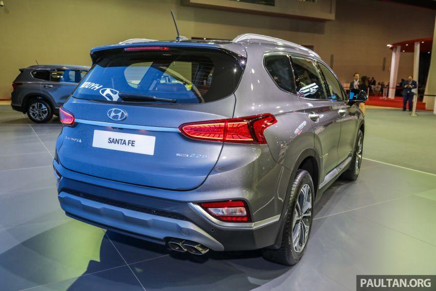 KLIMS18: Hyundai Santa Fe 2019 muncul secara rasmi Image #891966