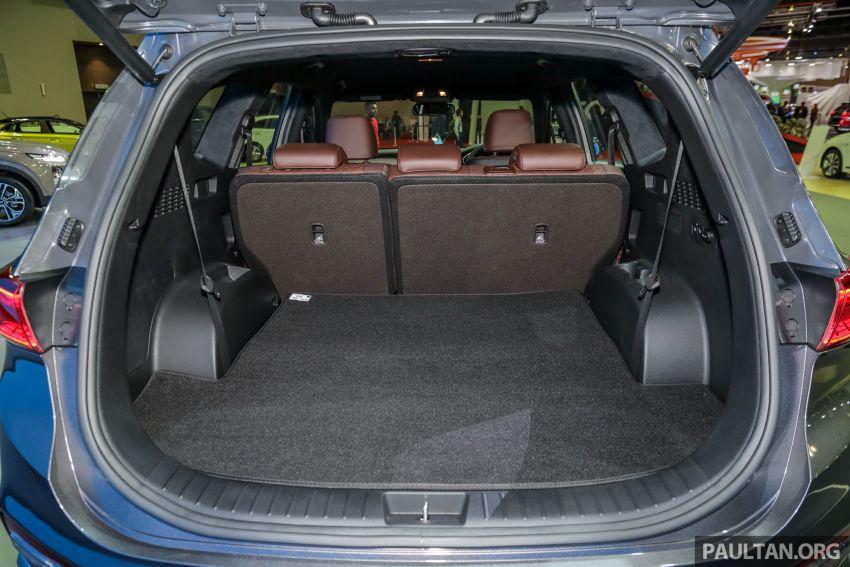 KLIMS18: Hyundai Santa Fe 2019 muncul secara rasmi Image #892019