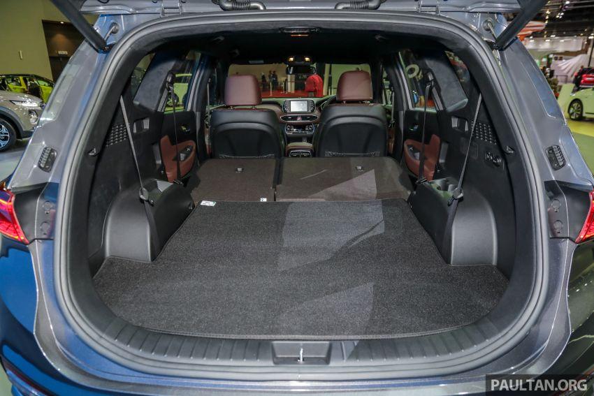 KLIMS18: Hyundai Santa Fe 2019 muncul secara rasmi Image #892021