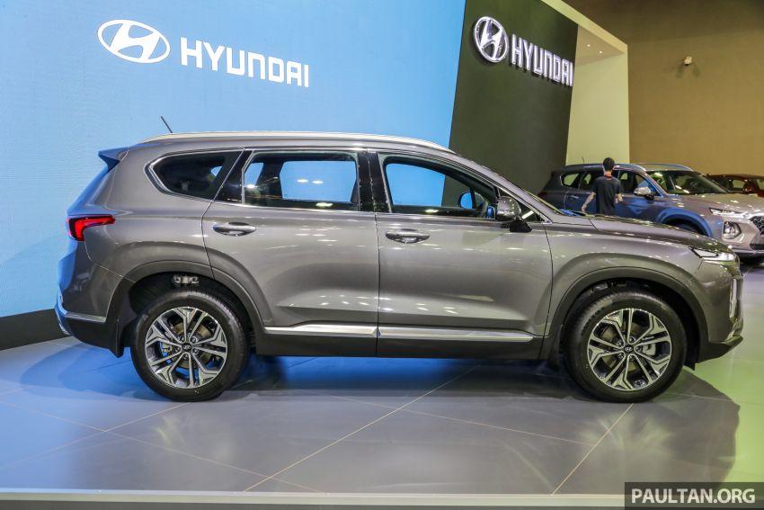 KLIMS18: Hyundai Santa Fe 2019 muncul secara rasmi Image #891968