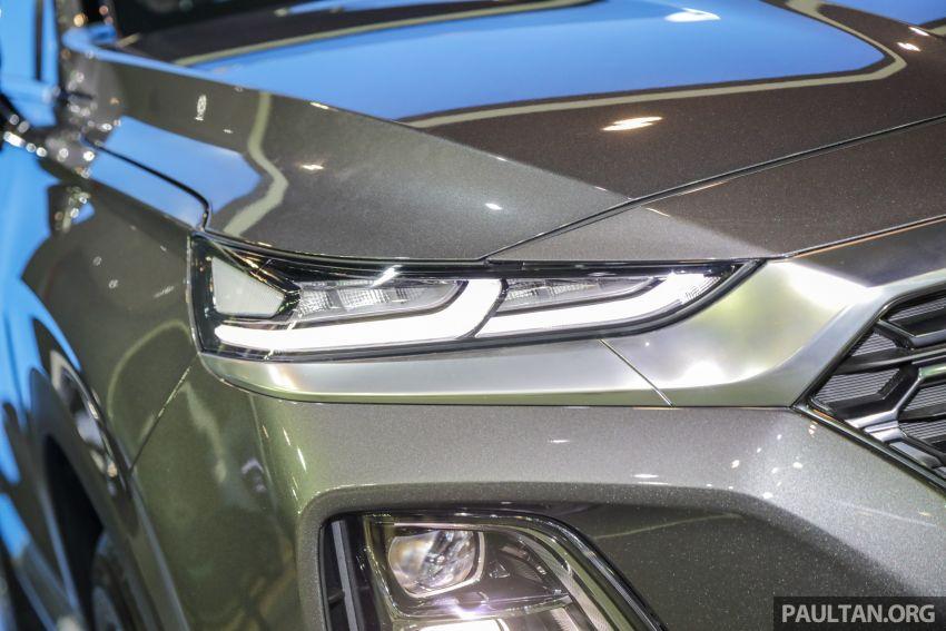 KLIMS18: Hyundai Santa Fe 2019 muncul secara rasmi Image #891977