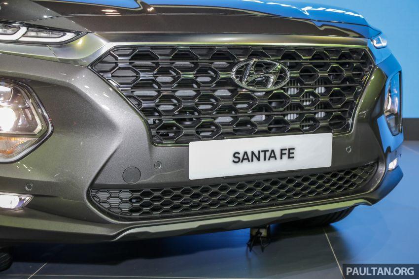 KLIMS18: Hyundai Santa Fe 2019 muncul secara rasmi Image #891980