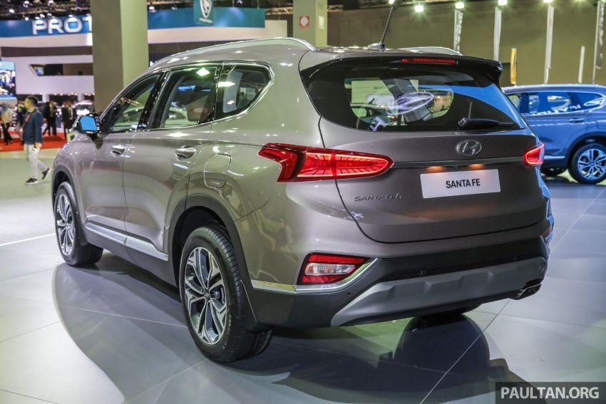 KLIMS18: Hyundai Santa Fe 2019 muncul secara rasmi Image #892040