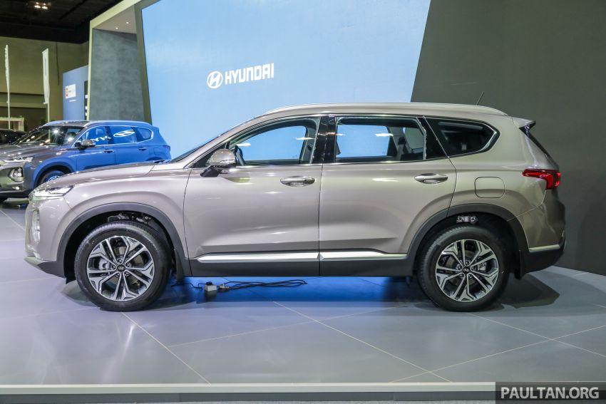 KLIMS18: Hyundai Santa Fe 2019 muncul secara rasmi Image #892042