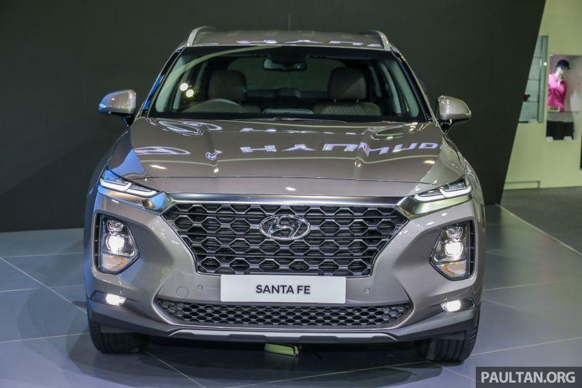 KLIMS18: Hyundai Santa Fe 2019 muncul secara rasmi Image #892043