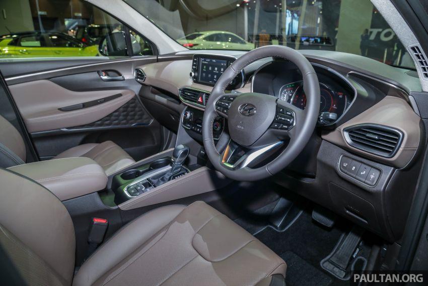 KLIMS18: Hyundai Santa Fe 2019 muncul secara rasmi Image #892047