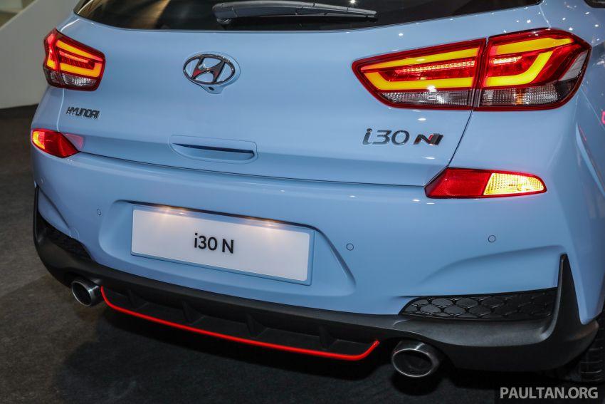 KLIMS18: Hyundai i30N muncul di Malaysia! Image #892243