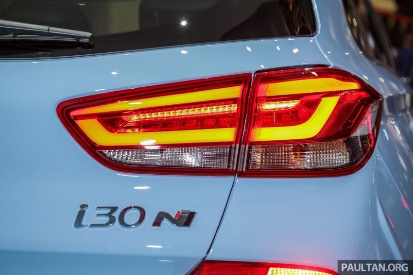 KLIMS18: Hyundai i30N muncul di Malaysia! Image #892244