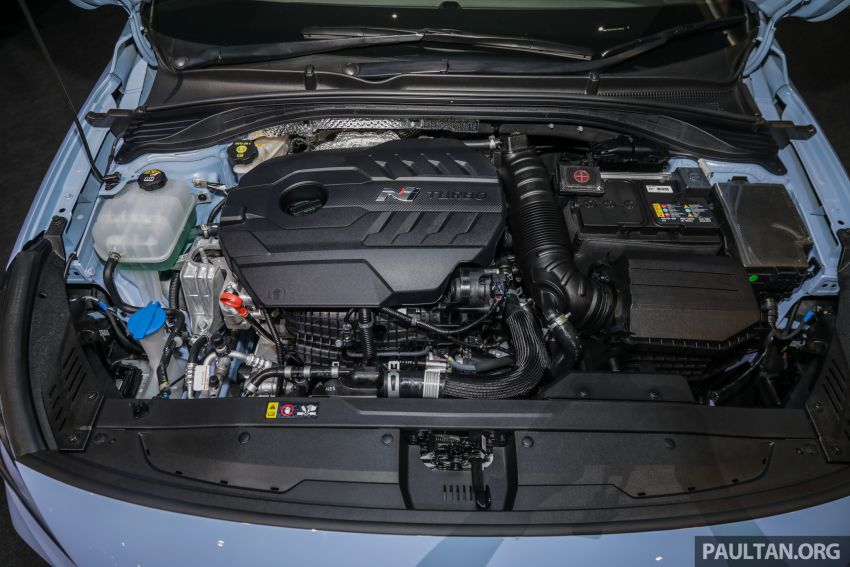 KLIMS18: Hyundai i30 N lands in Malaysia – 279 PS, 353 Nm, six-speed manual, 0-100 km/h in 6.1 seconds Image #892268