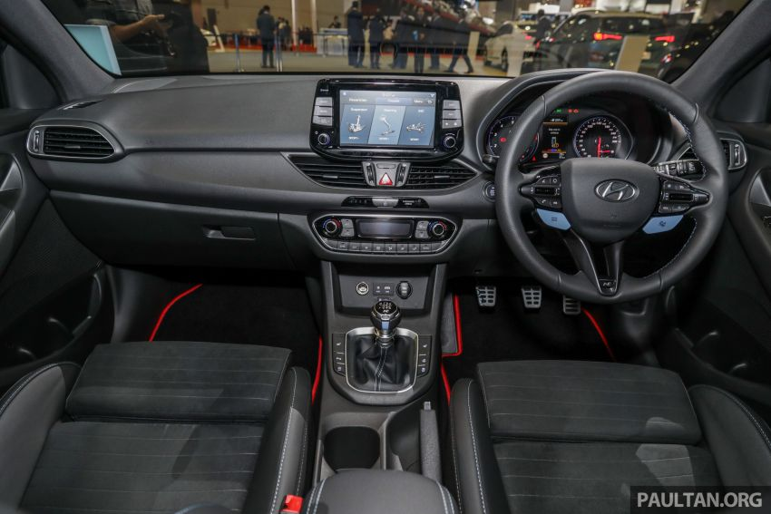 KLIMS18: Hyundai i30 N lands in Malaysia – 279 PS, 353 Nm, six-speed manual, 0-100 km/h in 6.1 seconds Image #892270