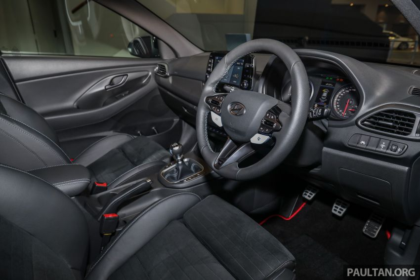 KLIMS18: Hyundai i30 N lands in Malaysia – 279 PS, 353 Nm, six-speed manual, 0-100 km/h in 6.1 seconds Image #892271