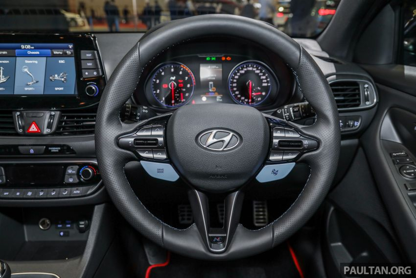 KLIMS18: Hyundai i30N muncul di Malaysia! Image #892262