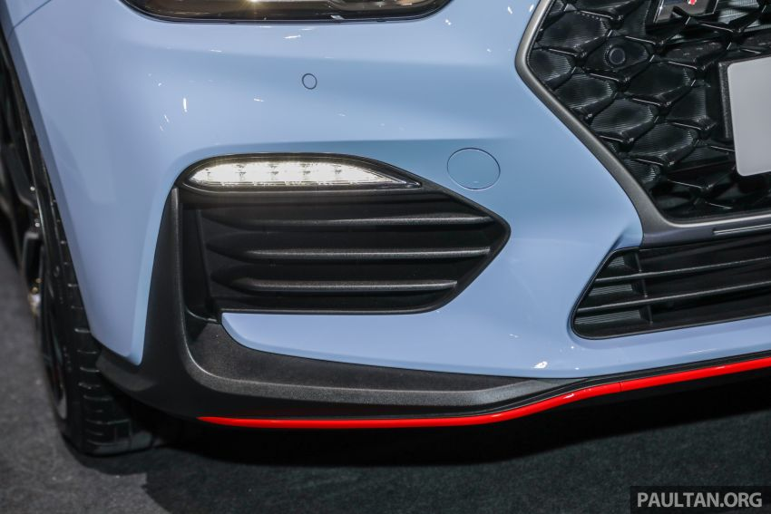 KLIMS18: Hyundai i30 N lands in Malaysia – 279 PS, 353 Nm, six-speed manual, 0-100 km/h in 6.1 seconds Image #892253