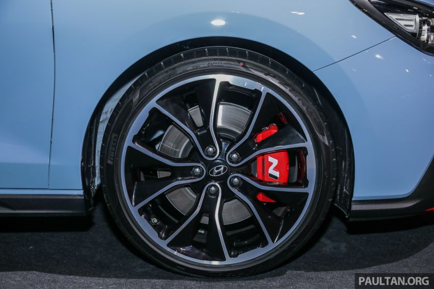 KLIMS18: Hyundai i30 N lands in Malaysia – 279 PS, 353 Nm, six-speed manual, 0-100 km/h in 6.1 seconds Image #892258