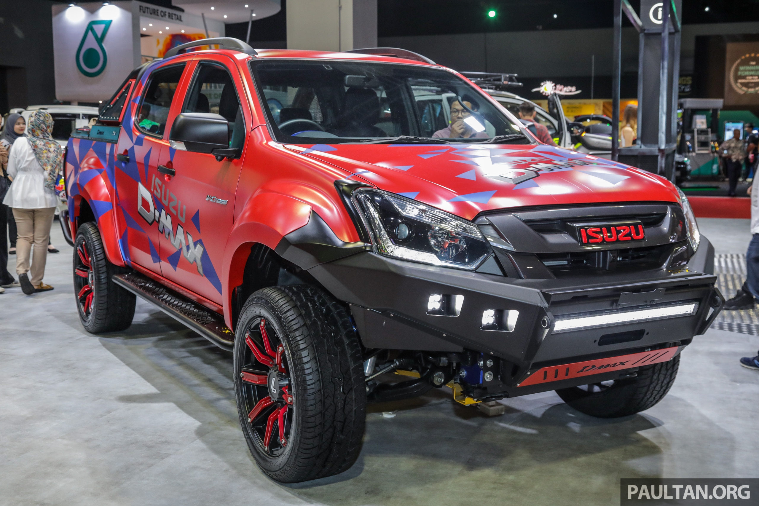 Accessories Isuzu Mux Klims18 19l Ddi Bluepower Engine D Max And Mu X Concepts On
