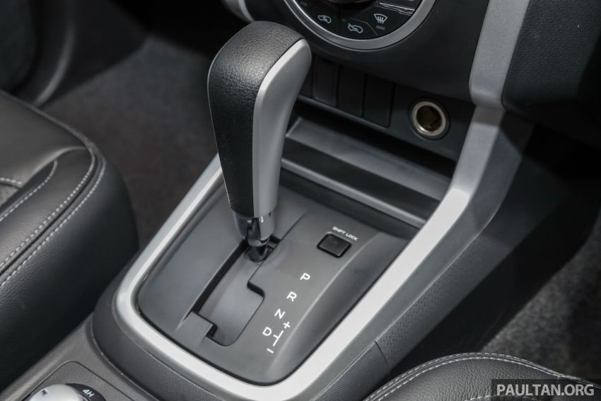 KLIMS18: Isuzu pamer enjin 1.9L Ddi BluePower, jentera konsep D-Max dan MU-X, lancar aksesori baru Image #895304