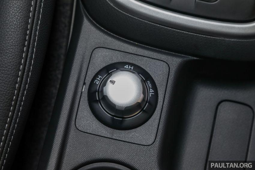 KLIMS18: Isuzu pamer enjin 1.9L Ddi BluePower, jentera konsep D-Max dan MU-X, lancar aksesori baru Image #895305