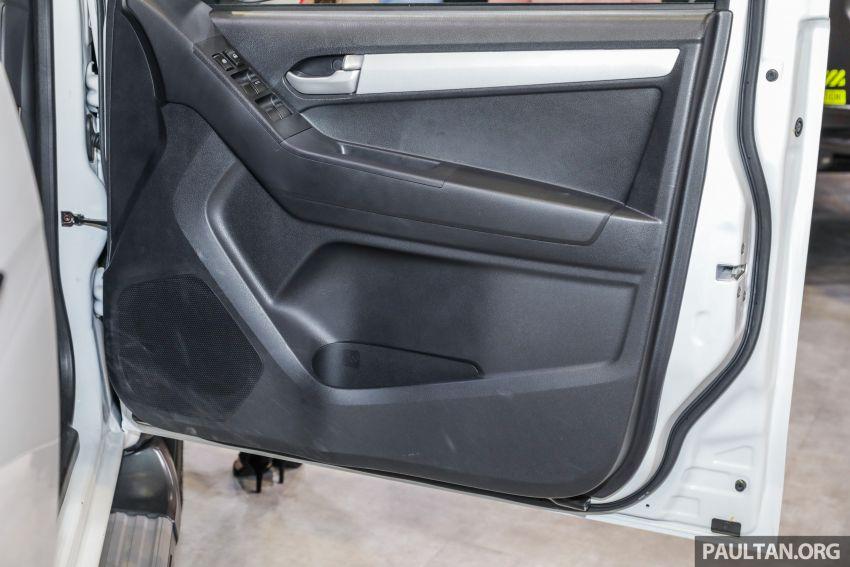 KLIMS18: Isuzu pamer enjin 1.9L Ddi BluePower, jentera konsep D-Max dan MU-X, lancar aksesori baru Image #895308
