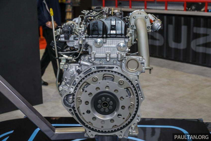 KLIMS18: Isuzu 1.9L Ddi BluePower engine, D-Max and MU-X concepts on display; accessories launched Image #895055