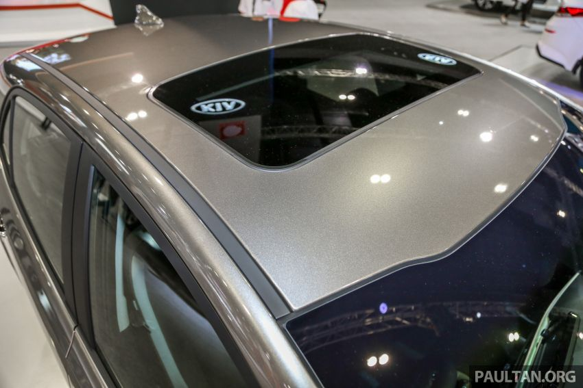 KLIMS18: Kia Picanto GT Line on display with AEB Image #894159