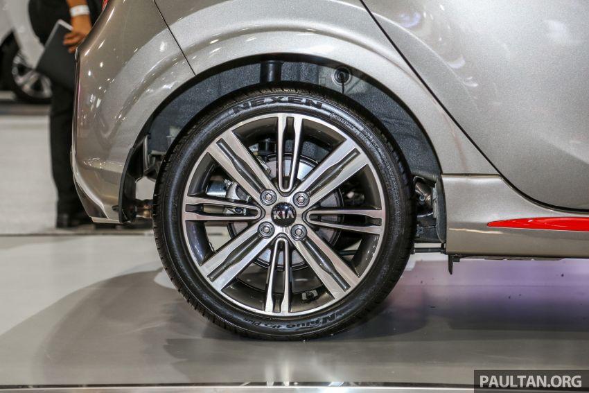 KLIMS18: Kia Picanto GT-Line kini dipamer, ada AEB Image #894230