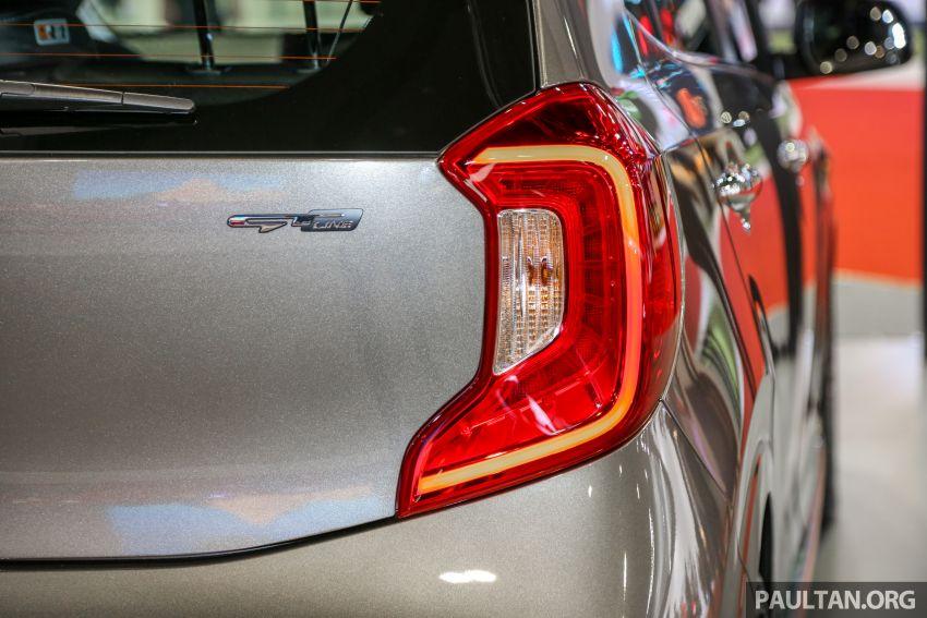 KLIMS18: Kia Picanto GT Line on display with AEB Image #894162