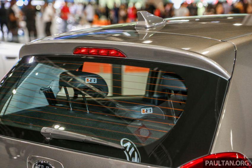 KLIMS18: Kia Picanto GT-Line kini dipamer, ada AEB Image #894236