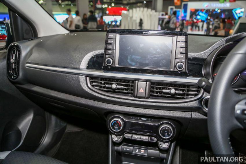 KLIMS18: Kia Picanto GT Line on display with AEB Image #894172